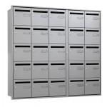 Batterie boites aux lettres compacte LOFT