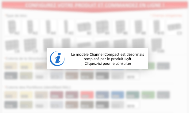 channel  compact