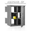 Bloc Aquitaine Double Face
