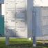 boites aux lettres sur poteaux