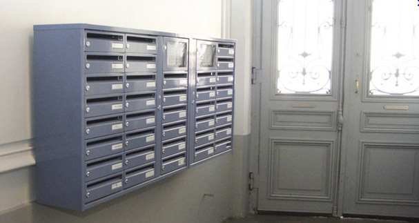 Normes Postales Immeubles Anciens